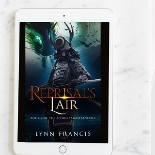 Reprisal's lair book 2 of the blood samurai fantasy | by sherrielynnm