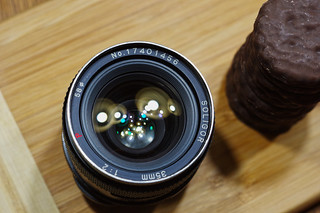 Soligor C/D 35mm f2 P | by pepperberryfarm