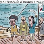 Los piratas del Uribe - 4