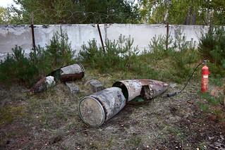 Raketendenkmal /  Памятник ракетам / Monument to rockets