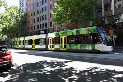 Yarra Trams 6005 [Melbourne tram]
