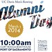 Alumni Day March 2014