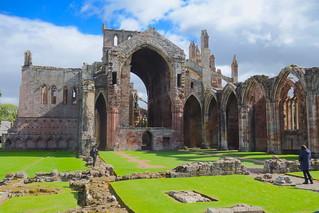 Melrose Abbey | by B-O-K