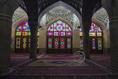 Nasir ol Molk Mosque   by aLex aW