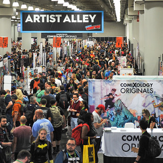 New York Comic Con 2018: Artist Alley | by Kendall Whitehouse