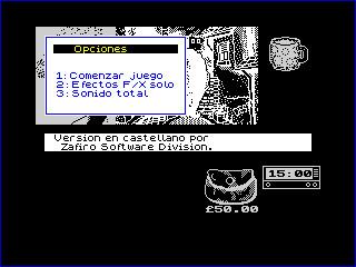 Renaud (ZX Spectrum +3)   by Deep Fried Brains