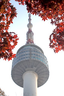 seoul - namsan tower 03 | by salazar62