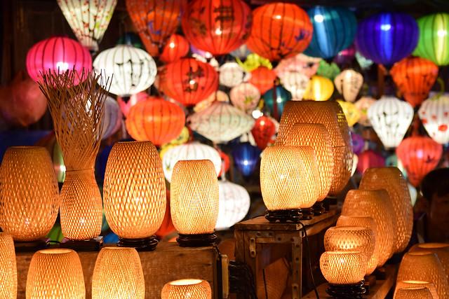 Hội An lantern festival