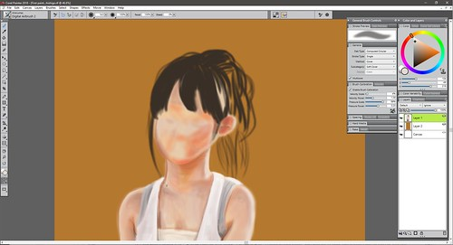 Sayu Corel Painter 2018 XI