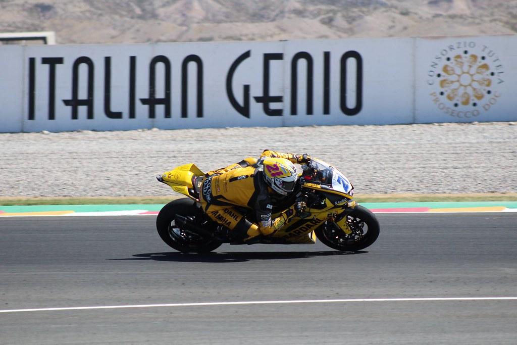 2018-10-13 DEPORTES El tetracampeón del Superbike, Jonathan Rea, dio catedra en el Villicum