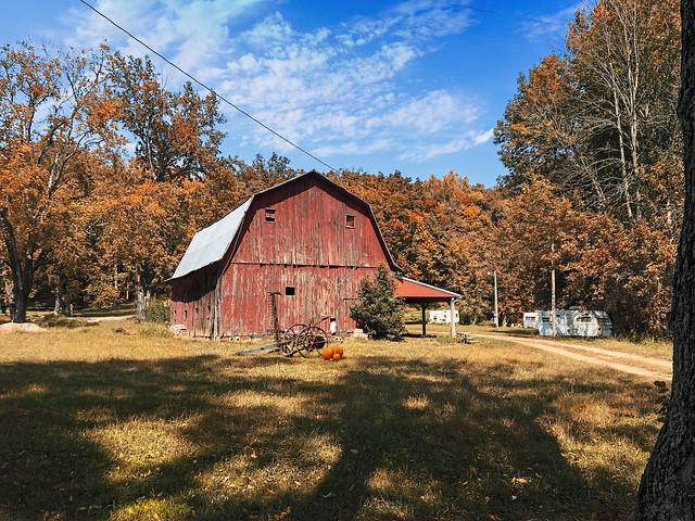 Hoosier Autumn