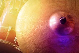 Big Ride Cymbal   by dejankrsmanovic