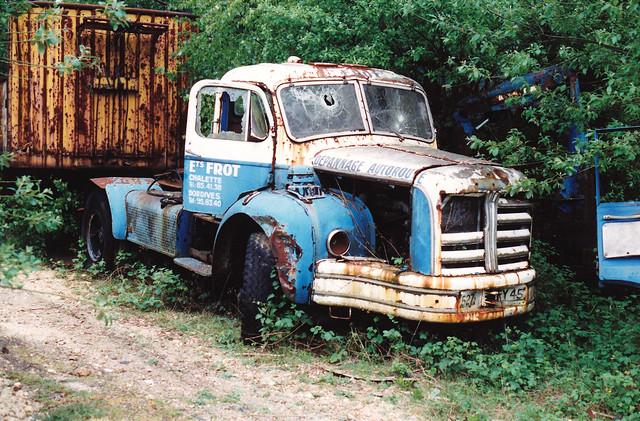 Berliet TLM RN7 Dordive (45 Loiret) 1985 ax