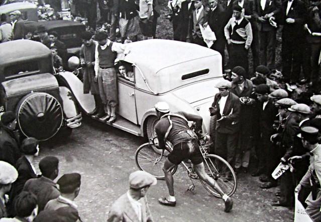 1933 TDF No way to come through...