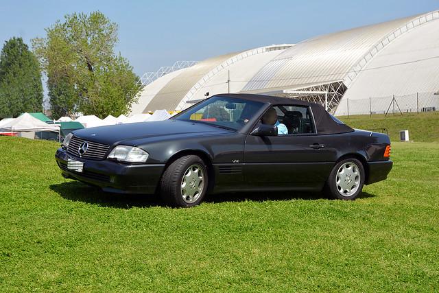 Mercedes-Benz 600 SL V12