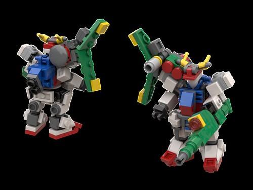 Strike Chubdam 2.0 Heavy Assault package | by The Hydromancer