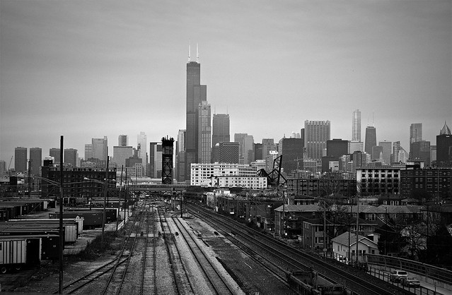 Taking it to the City Streets-Chicago #1