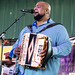 Keith Frank and the Soileau Zydeco Band, KBON Fan Appreciation Music Fest, Oct. 6, 2018