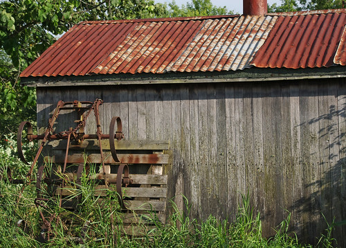Old farm outbuilding | by Steven Rowe2