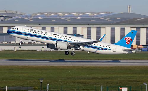 A321-271N, China Southern Airlines, D-AVZN, B-301V (MSN 8533)   by Mathias Düber