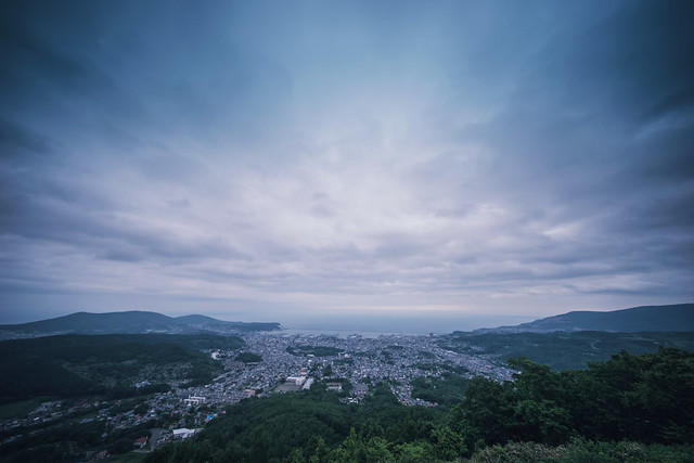 The View of Otaru