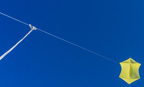 Kite Above Coronado Beach San Diego