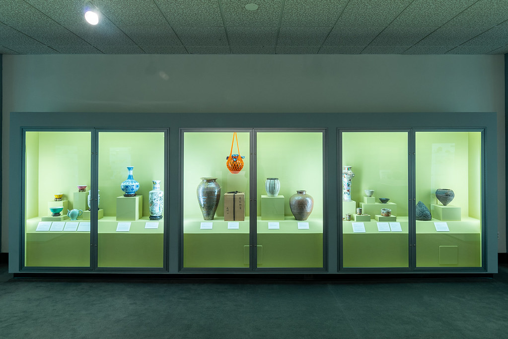 Across Time and Cultures: Ceramic Vessels from the Collection; September 20 - December 2, 2018 at the  Lora Robins Gallery of Design from Nature, U...