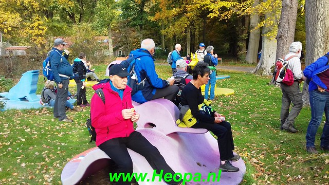 2018-11-07               Baarn SOP           25 Km  (33)