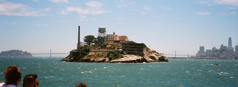Hasselblad Xpan Alcatraz