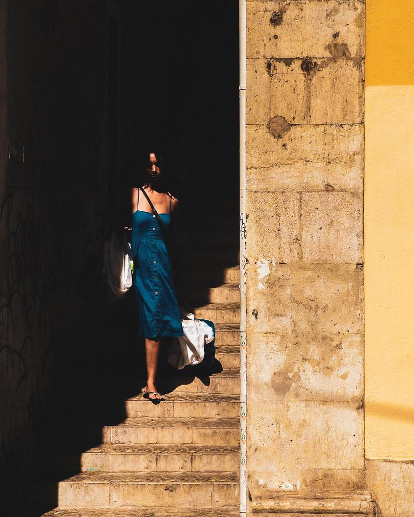 Step Into The Light Vr: Cais Do Sodré, Lisbon.