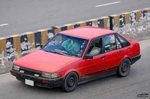 Digimod: Toyota Sprinter E80, Bangladesh.
