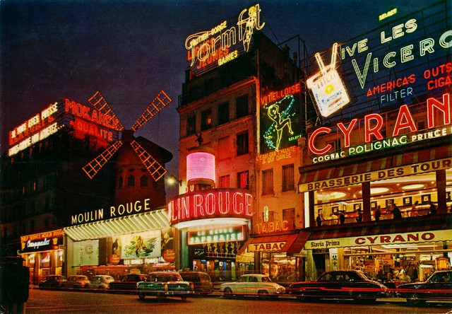 France - Paris [047] - Moulin Rouge [04] - front