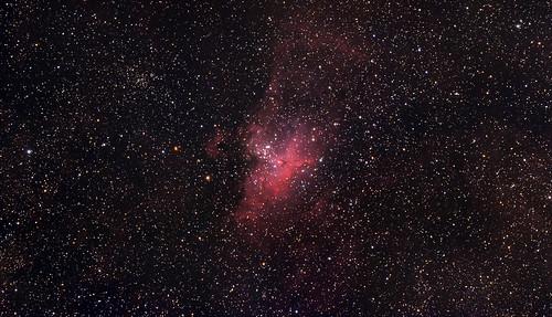 Eagle Nebula (Messier 16 or NGC6611) | by Anton Vakulenko