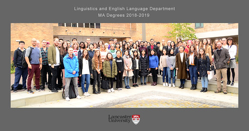 MA-on-campus-students18-19 | by LAEL-Lancaster
