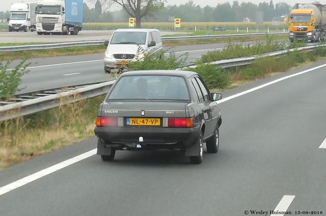 Volvo 360 GLS 2.0 75KW 31-07-1985 (NL-47-VP)