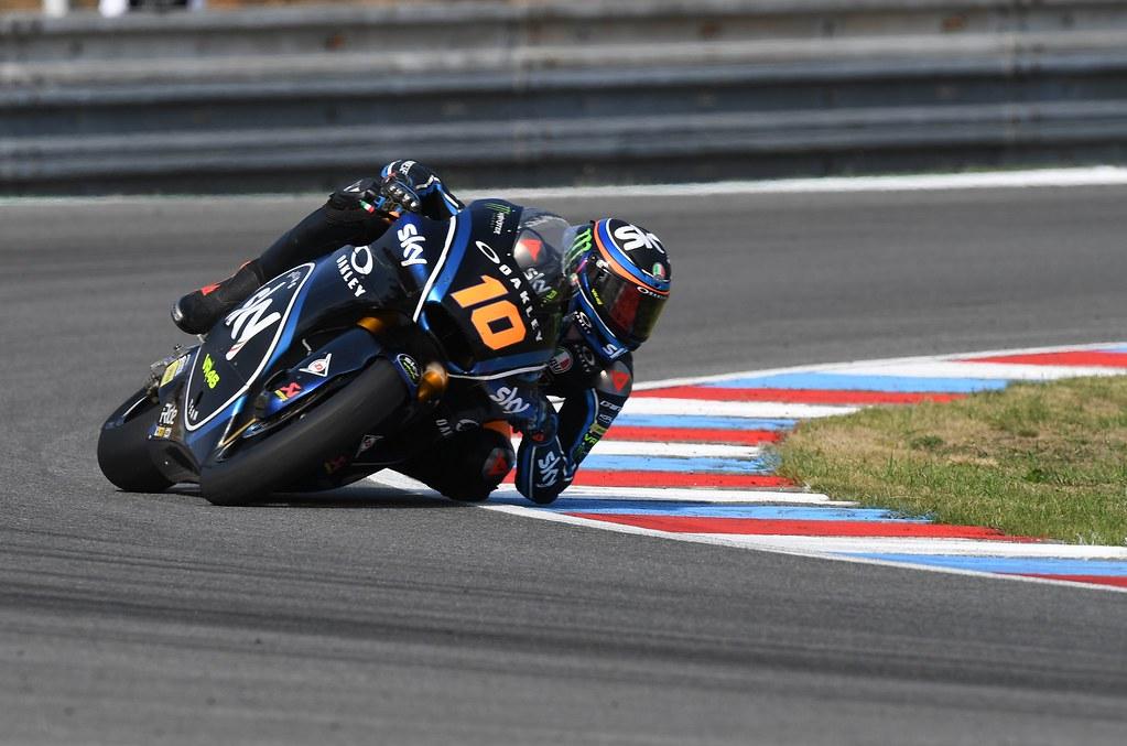 Moto2 World Championship winner odds