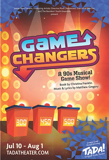 Game Changers Website | by Tada! Theater