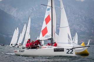 Campionato Italiano J-70 - Angela Trawoeger_K3I3414
