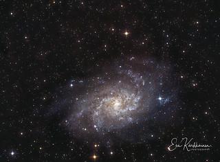 M33   by Blacksheep79