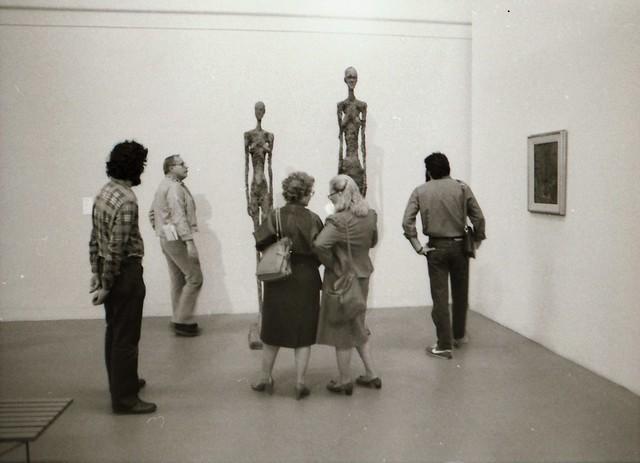1 of 2 - Giacometti in LA