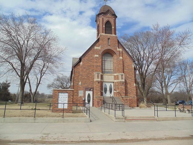 225. St. Paul Lutheran Church, Palmer, 3-28-18