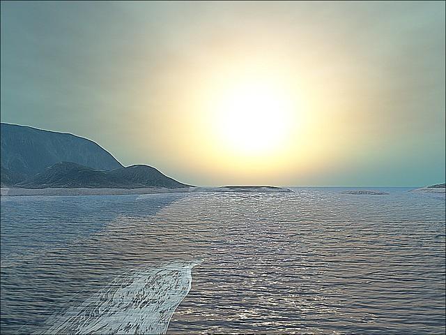 Stowaway Island - Sun Refuses To Die