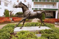 Aristides Statue - Churchill Downs
