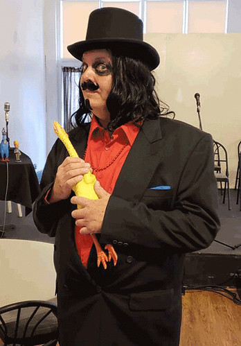 Faux Svengoolie | by TomCherry3