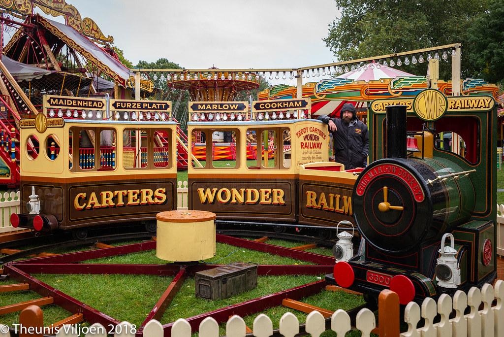 Carters Steam Fair Xii Carters Steam Fair Theunis Viljoen Lrps