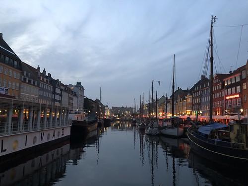 Scenes from Copenhagen.