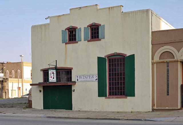 Wisper's Cabaret - Galveston,Texas