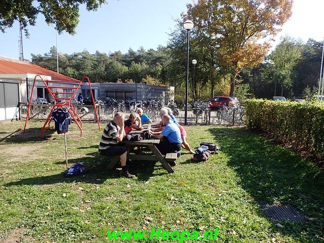 2018-10-10 Amersfoort-zuid     Natuurtocht        24 Km   (140)