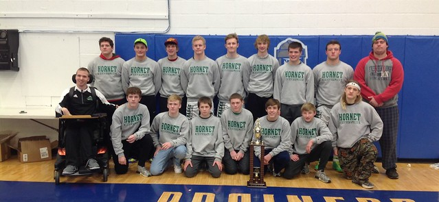 2nd Place: Frazee Hornets