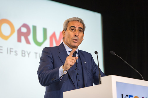 IF Forum 2018   by SportAccord